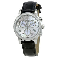 Tissot Dressport Chronograph Diamond Ladies Watch T050.217.16.112.01