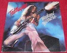 Ted Nugent[Vinyl LP]: Weekend Warriors