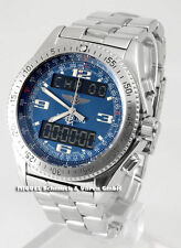 Analoge & digitale Breitling Armbanduhren mit Chronograph