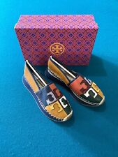 Tory Burch Logo Daisy Slip on Sneakers Size 7 US