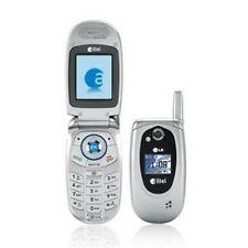 Lg Ax245 - Silver (Alltel) Flip Cellular Phone