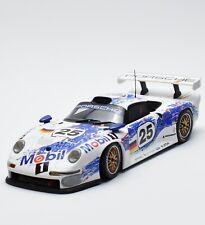 UT Porsche 911 GT 1 Rennsportwagen  Boutson / Wollek / Stuck, 1:18, OVP, K036