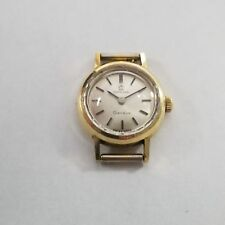 14k Yellow Gold Omega Geneve Wind Up Watch Head #DF-OGWH683