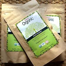 Radico Organic Amla Fruit Powder reines Bio Pulver 100g tensidfrei vegan Puder