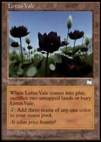 Lotus Vale - Weatherlight - MP, English MTG Magic FLAT RATE SHIP