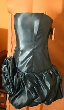JESSICA McCLINTOCK Blue Bubble Dress NWT! Size 3
