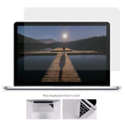 15in Retina A1398 Tempered Glass Screen Protector for MacBook Pro Scratch Resist