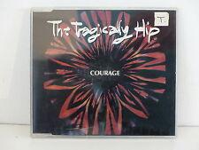 CD 3 titres THE TRAGICALLY HIP Courage MCD 30238