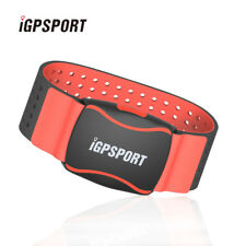 IGPSPORT Running Cycling Smart Arm Heart Rate Monitor ANT+ Bluetooth 4.0 Red