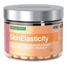 Nature's Bounty Beauty Skin Elasticity Dietary Supplement 90 Softgels Exp. 04/21