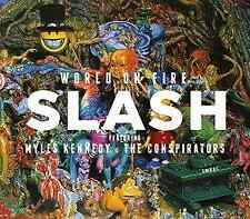 Slash-World On Fire (New 2 VINYL LP)