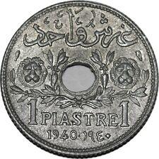 O1633 Colonies Françaises Liban Lebanon 1 Piastre 1940 UNC ->F offre
