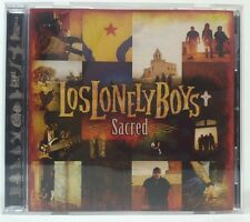 Los Lonely Boys Music CD Sacred 2006 BMG Texican Rock n' Roll Outlaws Garza Bros