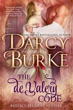 The de Valery Code (Regency Treasure Hunters) (Volume 1)