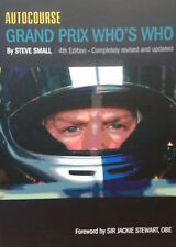 AUTOCOURSE GRAND PRIX WHO'S WHO (4TH REVISED EDITION)