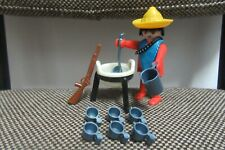 Playmobil - Klicky Western Oeste - Mexicano Mejicano Cocina - 3344 x - COMPLETO