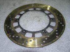 Yamaha XT 600  Bremsscheibe vorne front brake rotor
