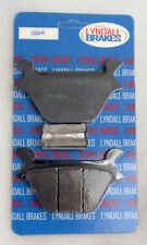 Lyndall Racing Extreme brake pads - 7058 X 1987-1999 Softail, Dyna, Sportster