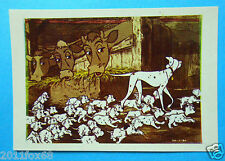 lampo figurines figuren stickers picture cards figurine walt disney story 261 gq