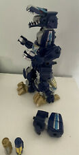 Power Rangers Dino Charge Blue Spinosaurus Deluxe Megazord Charger Lot 3