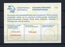 Nederland Internationale antwoordcoupon 42 175 cent POSTFRIS