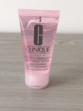 New Clinique 2 in 1 Cleansing Micellar gel Light Make up Remover 30ml Travel