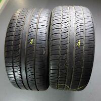 2x Pirelli Scorpion Zero Asimmetrico MO1 295/40 R22 112W Sommerreifen 4818 7 mm