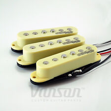 NEW Wilkinson Vintage Single Coil Pickup SET for Stratocaster Strat ®* IV WOVS
