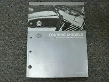 2017 Harley Davidson Road King Street Glide Special Ultra Parts Catalog Manual
