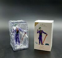 NEW MIB 2008 Hallmark Keepsake The Joker Batman Special Edition Holiday Ornament