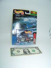 Hot Wheels Racing Deluxe Black Power Team - Nascar  - 1998