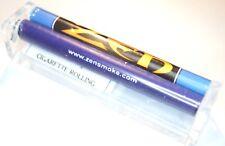Zen 110mm lange Drehmaschine für GERADE Zigaretten zum Drehen Farbe: blau