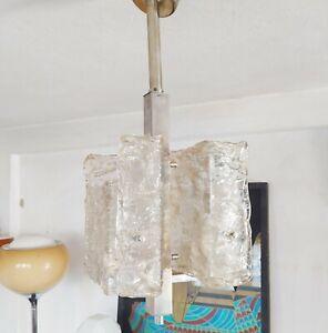 ICE GLASS PENDANT LAMP 60'  KALMAR
