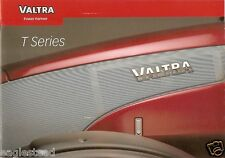 Farm Tractor Brochure - Valtra - T120 et al - T series - 2003 (F1512)