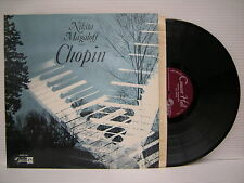 Nikita Magaloff Plays Chopin, Concert Hall Records SMSA-2444