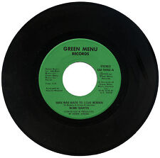 """BOBBI MARTIN  """"MAN WAS MADE TO LOVE WOMAN c/w DON'T BE DOWN ON ME"""" 70's   LISTEN"""