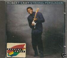 CD ALBUM 10 TITRES--ROBERT CRAY--STRONG PERSUADER--1986