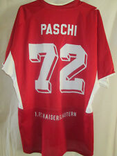 FC Kaiserslautern 2002-2003 Paschi Home Football Shirt Size Large /16288