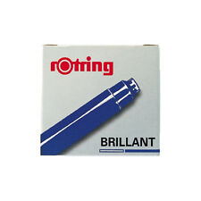 Rotring ArtPen Ink Cartridge Royal Blue 6 Pack S0194681