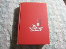 Vintage 1968 HC The French Chef Cookbook by Julia Child