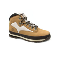 Timberland Men's Euro Hiker Wheat Leather Ankle Boots 6528A