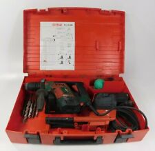 Hilti Te5 Sds Hammer Drill Withdust Removal System