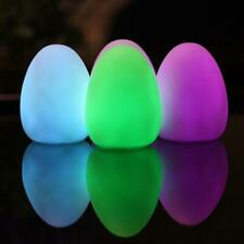 Visual Self Changing Color Egg Stim Autism Special Multi Sensory Children Toy