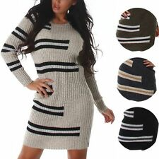 Robe pull taille M pour femme