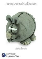 Piggy-Bank Les Alpes Series Animal Rhino 014 92810