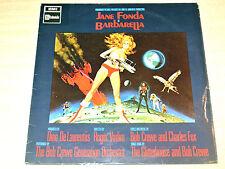 EX-/EX- !! Barbarella/1968 Stateside Mono Soundtrack LP/Bob Crewe/Glitterhouse