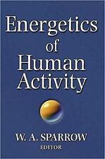 Energetics of Human Activity-ExLibrary