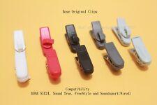 Bose-IE2 MIE2 MIE2i SIE2 SIE2i Soundtrue Mount Wire Cord Clothing Clip original