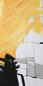 Malen nach Zahlen Farbenspiel 60x120 cm