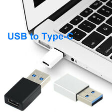 KM_ 1x Type-C Female to USB3.1 Male Converter Charging Adapter for PC Tablet Pho